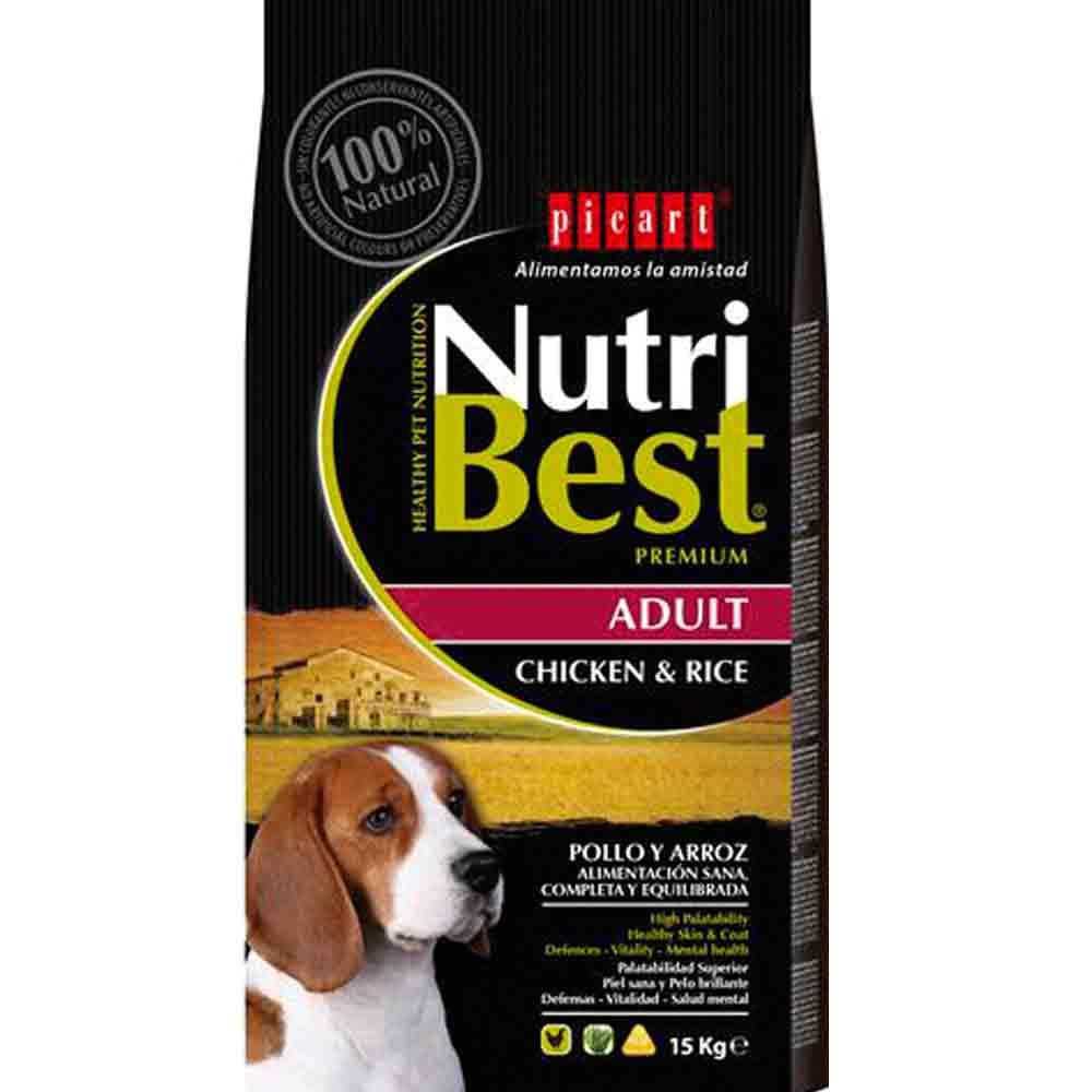 נוטרי בסט – מזון פרימיום לכלב בוגר
