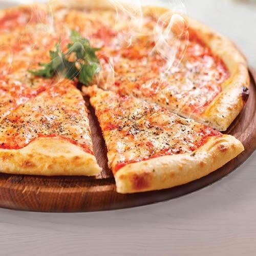 פיצה + תוספות + שתיה